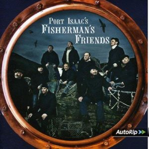 Shot of album cover for Fisherman's Friends