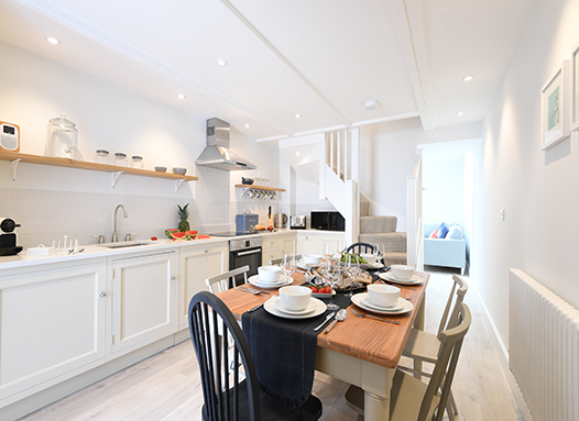 Magnificent St Ives Cottages Self Catering Cornwall Cottage Boutique Home Interior And Landscaping Ologienasavecom