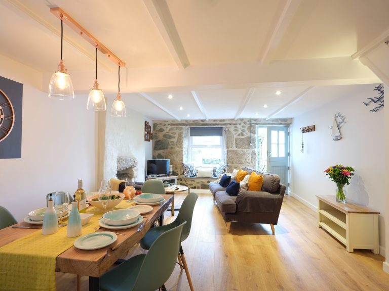 Lamorna Cottage 6th March 2018