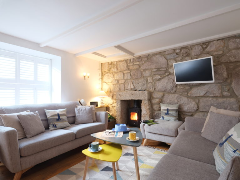 Converted Fisherman's Holiday Cottage St Ives