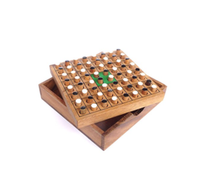 Othello Wooden Travel Board Game